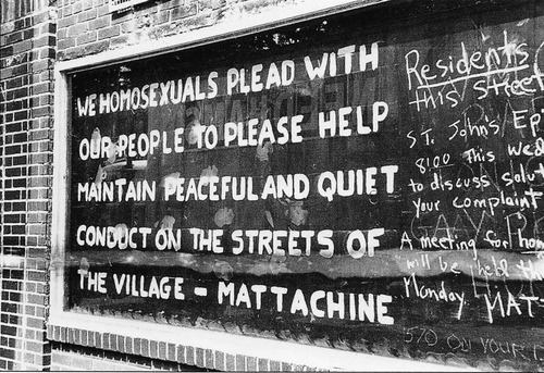 Mattachine Society sign.jpg