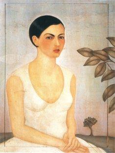 Portrait of Christina
