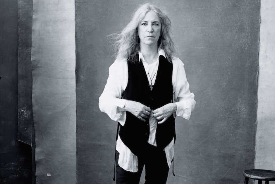 Patti Smith Pirelli Annie Leibovitz