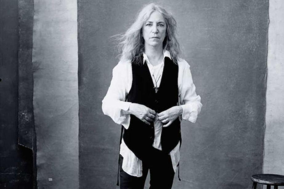 Patti Smith Pirelli Annie Leibovitz