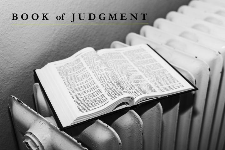 book of judgement
