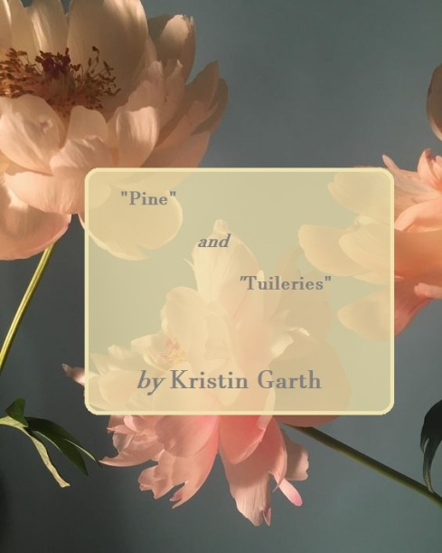 Poetry by Kristin Garth